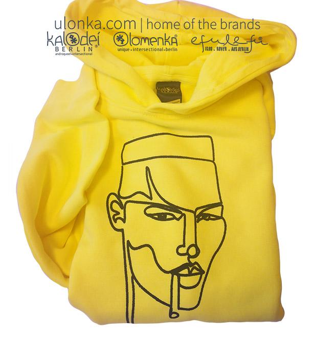 KalodeiBerlin_Hoodie_My Jamaican Girl_Yellow_withart_02